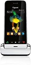 Gigaset SL930H - Teléfono inalámbrico (2000 entradas, TFT, 320 x 480 Pixeles, 0.065000 M, 3,5 mm, 105 x 132 x 46 mm)