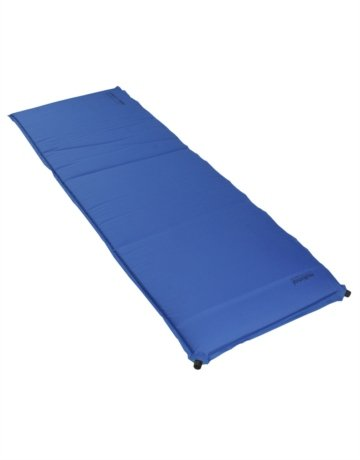 Trekker 75 Inflatable Mat - Blue Green