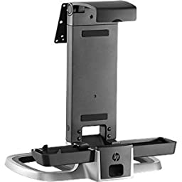 Hp Integrated Work Center Stand For Small Form Factor V3 - Monitor/Desktop Stand - 17\