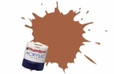 Humbrol Acrylic Paint, Leather