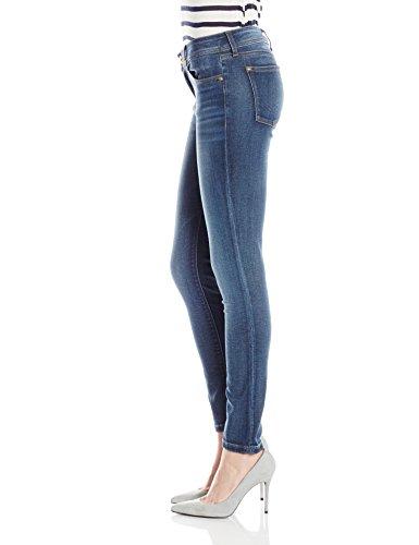 DL1961 Women's Emma Legging Jean In Blaze, Blaze, 28