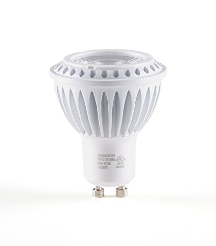 Hyperikon® Mr16 Gu10, Led 6-Watt (35-Watt Replacement), 3000K (Warm White), 410Lm, 120 Volt, Wide Flood Light Bulb, Dimmable, Ul-Listed