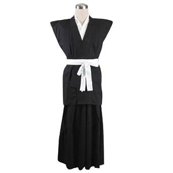 Bleach Cosplay Costume - Hisagi Shuuhei 1st X-Large