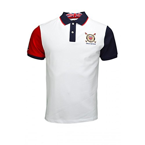 polo-hackett-england-blanc-pour-homme