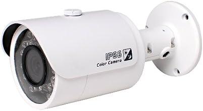 2 Megapixel 60mm Fixed Lens Infrared Mini-Cylinder HDCVI Camera