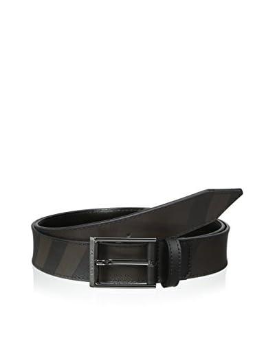 Burberry Men's Belt, Black