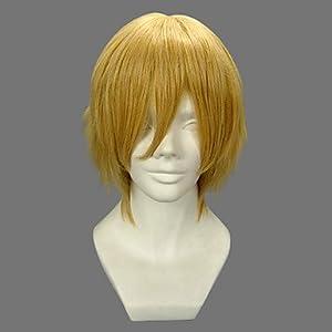 Kisuke Urahara Cosplay Wig