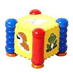 Little Tikes Discover Sounds Zoo Motion Cube Wiggle