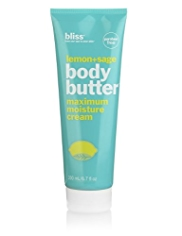 bliss® Lemon & Sage Body Butter™ 200ml