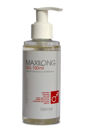 31alfCkdmnL. SL500  Lovely Lovers Maxilong Gel 150 ml   Immediate enlargement effect