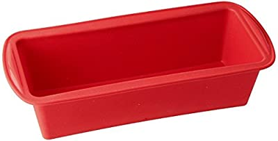 Rectangle Silicone Bread Loaf Pan for Soap, Chocolate, Cake & Bread Baking - 100% Food Grade Silicone Heat Resistant