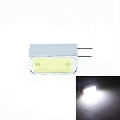 G4 1.5W Cob Led 180-220Lm 6000-6500K White Spotlight(Dc/Ac12-16V)