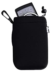 Zing MPBK1 Medium Drawstring Lens Pouch (Black)