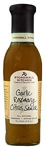 Stonewall Kitchen Sauce Garlic Rosemary Citrus -- 11 fl oz by Stonewall Kitchen