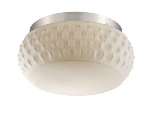 Philips Forecast 190264836 Ripple Ceiling Light, Satin Nickel