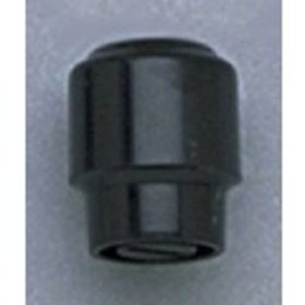 AllParts Switch Knob for Tele (Round) Fits USA Switch - Black (2-Pack)