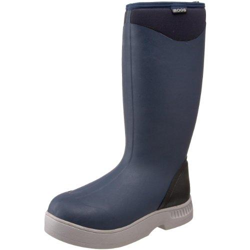 Bogs Men's Tradesman Tall Boot,Blue,7 M US