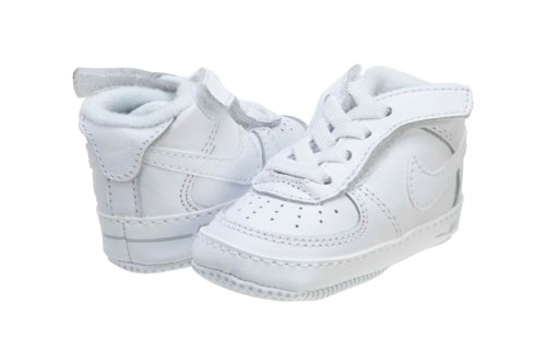 NIKE FORCE 1 08 GIFT PACK (CB) Style# 325337-111 CRIB Size: 4