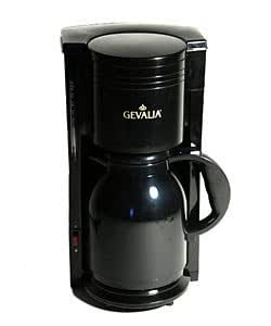 Amazon.com: Gevalia 8 Cup Black Thermal Carafe Coffee Maker: Kitchen & Dining