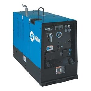 Big Blue Air Pak Engine Driven Welder / Generator,