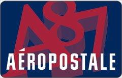 Aeropostale A87 Gift Card