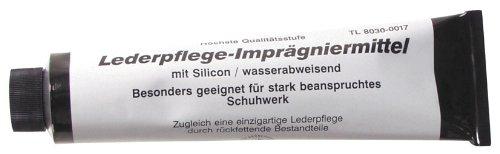 BW Schuhcreme, schwarz, 125 ml Tube