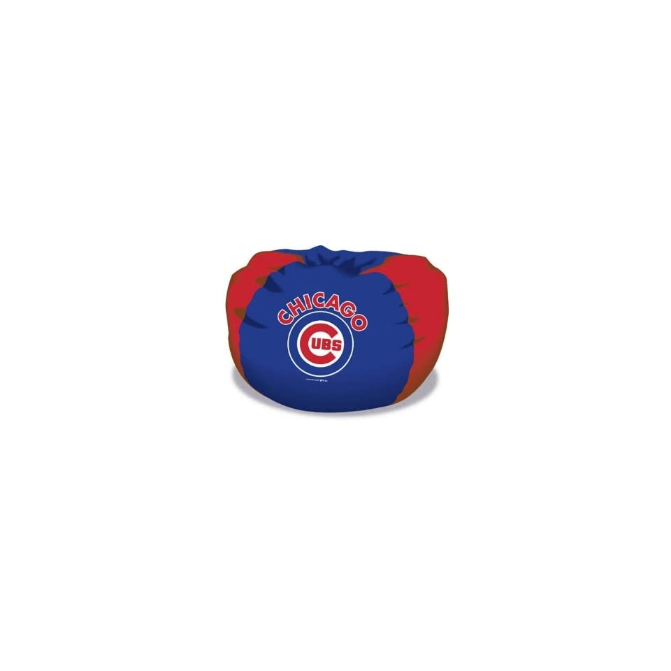 Astounding Chicago Cubs Bean Bag Chair On Popscreen Pabps2019 Chair Design Images Pabps2019Com