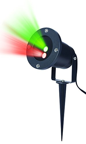 Decorative Outdoor Holiday Christmas Lights Show Laser Projector