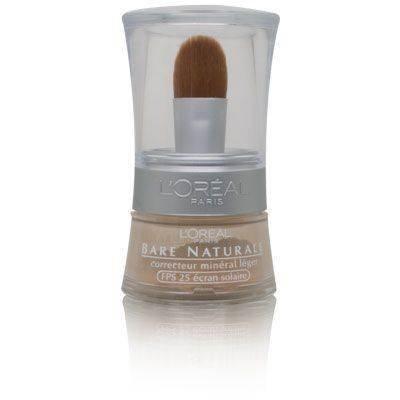 L'Oreal Paris True Match Naturale Gentle Mineral Concealer, Medium/Deep 484, 0.07 Ounce