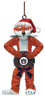 Auburn Tigers Memory Company Team Mascot & Wreath Christmas Tree Ornament NCAA College Athletics Fan Shop Sports Team Merchandise at Amazon.com