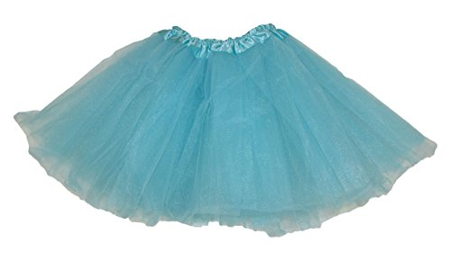 Aqua Girls Dance Or Ballet Tutu Perfect For Babies, Toddlers And Youth Recitals Or Play front-219006