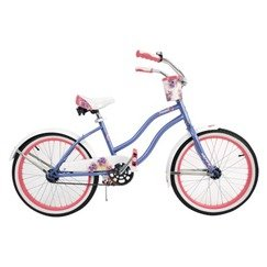 Buy Huffy 20 Girls Fresno Cruiser - Periwinkle by Huffy