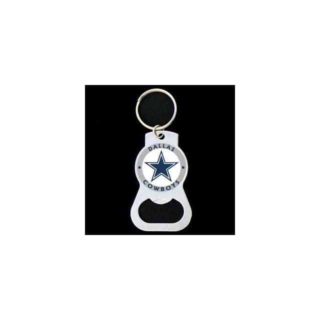 Dallas Cowboys NFL Bottle Opener Key Ring (Set of 3)