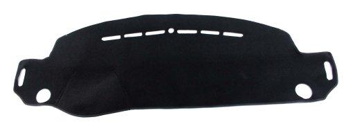aoneparts dash mat cover black color for kia rio 2012 2013
