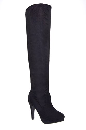 Nadya Over The Knee Boot