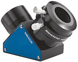 Meade 07680 Series 5000 2-Inch Enhanced Dielectric Diagonal Mirror With Schmidt-Cassegrain Adapter (Black)