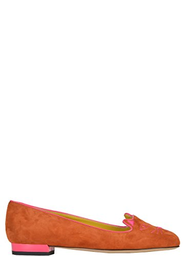 charlotte-olympia-damen-f151139sue200-multicolour-leder-ballerinas