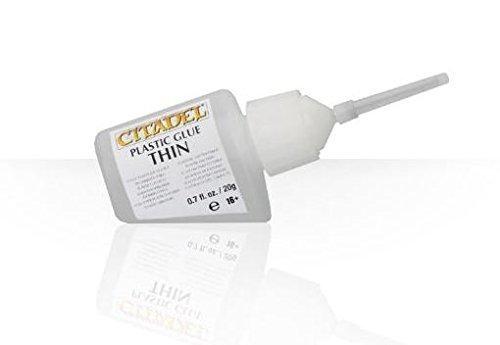 Plastic Glue - Thin (2012) Model: (Miniature Super Glue compare prices)
