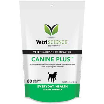 Vetri-Science Canine Plus, 60 Bite-Sized Chews