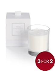 White Grapefruit Scented Candle
