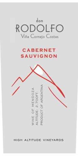 2013 Don Rodolfo Cabernet Sauvignon 750 Ml