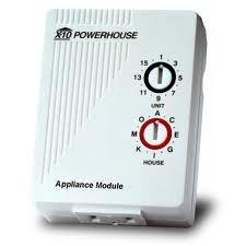 X10 Am466 Appliance Module, 3-Prong