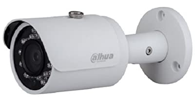 Dahua IPC-HFW1320S 3 Megapixel HD 3.6mm Network IP Mini IR Bullet Camera