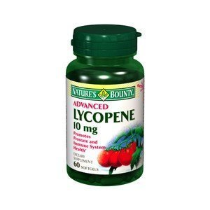 Special Pack Of 5 Natures Bounty Lycopene 10Mg 2112 60Sg
