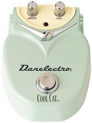 Danelectro DC-1 Cool Cat Effects Pedal
