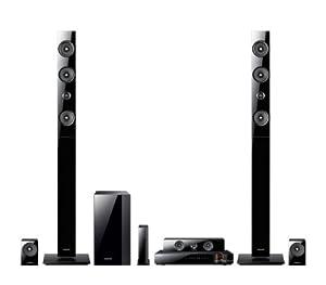 Samsung HT-E6730W 7.1 Channel 1330-Watt 3D Blu-Ray Home Theater System