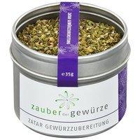 Zatar Gewürzzubereitung, 35g von Zauber der Gewürze GmbH - Gewürze Shop