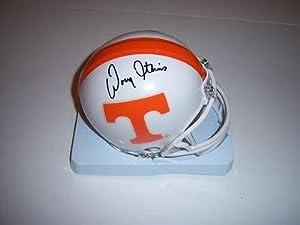 Doug Atkins Signed Mini Helmet - Tennessee Volunteers Lb Sports coa - Autographed... by Sports+Memorabilia