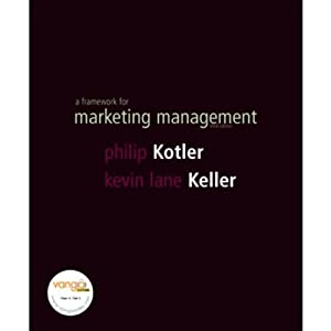 VangoNotes for A Framework for Marketing Management, 3/e Audiobook