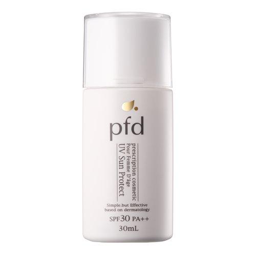 PFD ・UVサンプロテクト・赤ちゃんから大人まで使える日焼け止め乳液